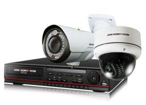 マンションの防犯カメラセキュリティ